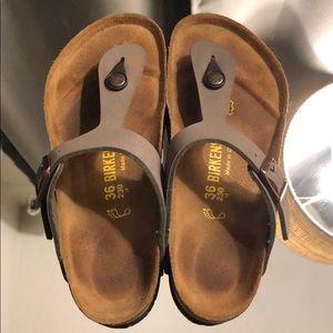Birkenstock Sandals Like New